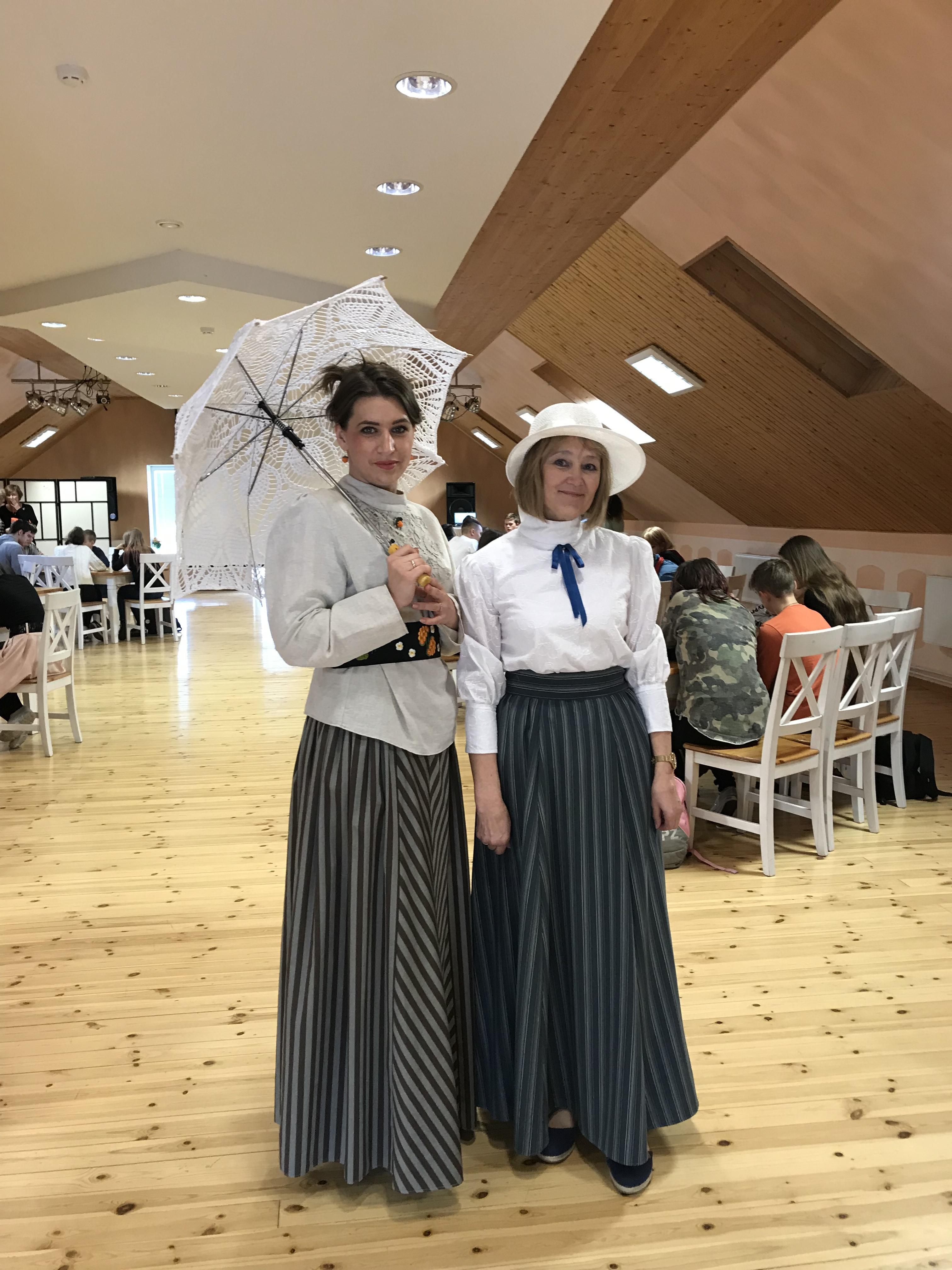 Vene keele mäng Illuka Koolis